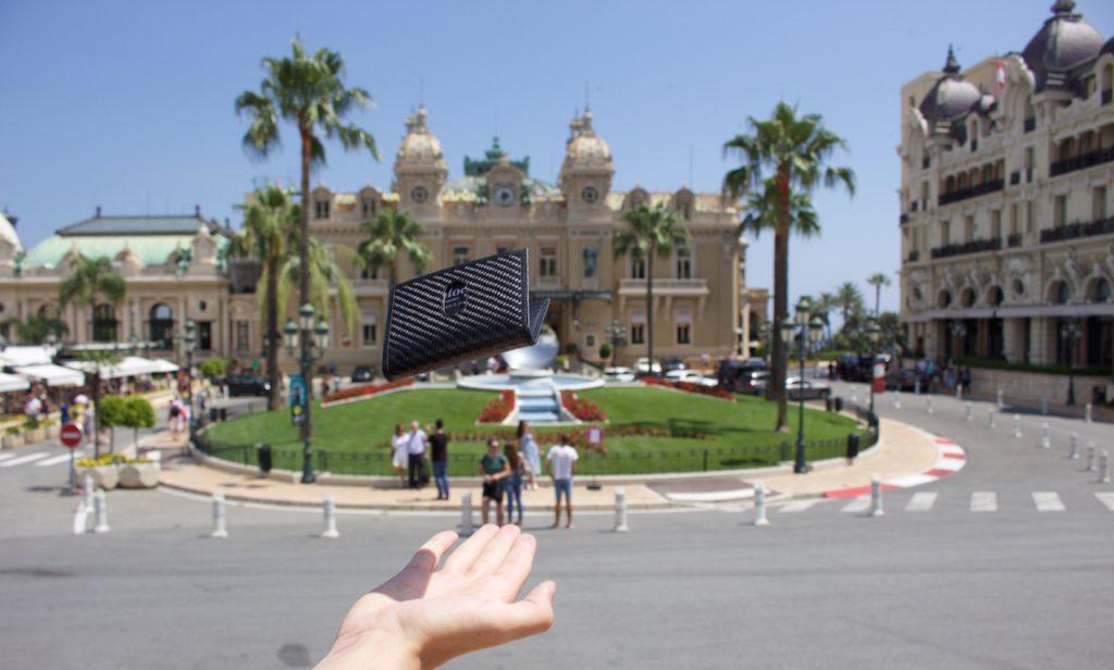 Carbon Fiber Wallet Monaco Europe