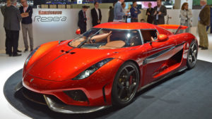 Top 10 Most Expensive Modern Cars In The World!