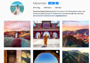 How to grow instagram with visual content appealing profile