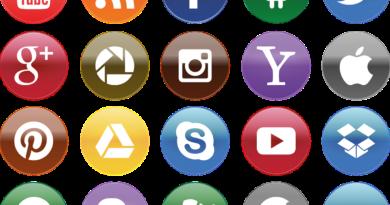 The Most Popular Social Media Sites
