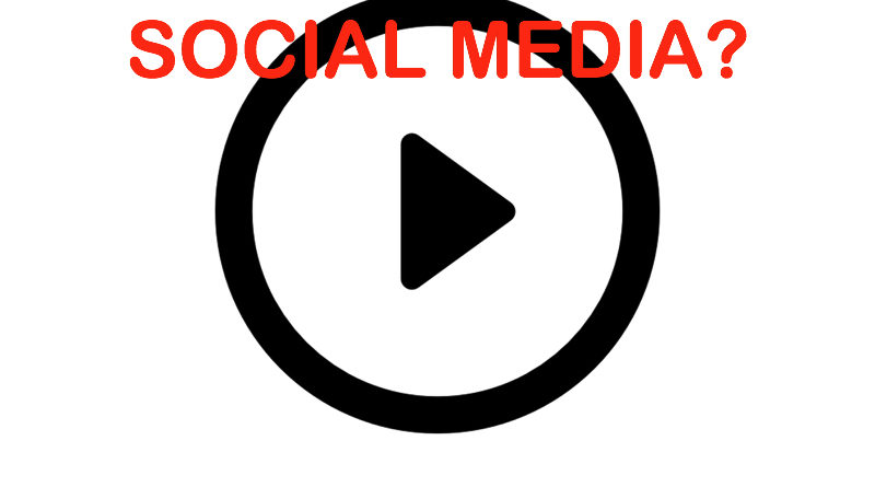 Is it good to post videos On Social Media?