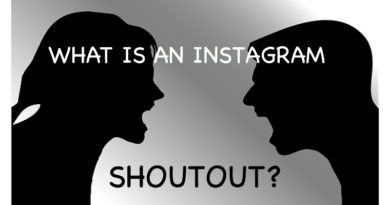 What Is a Shoutout In Instagram?