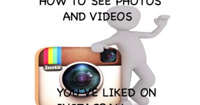 How to see photos and videos you´ve liked on Instagram