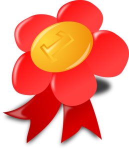 Number one award