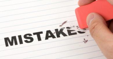 Common Social Media mistakes