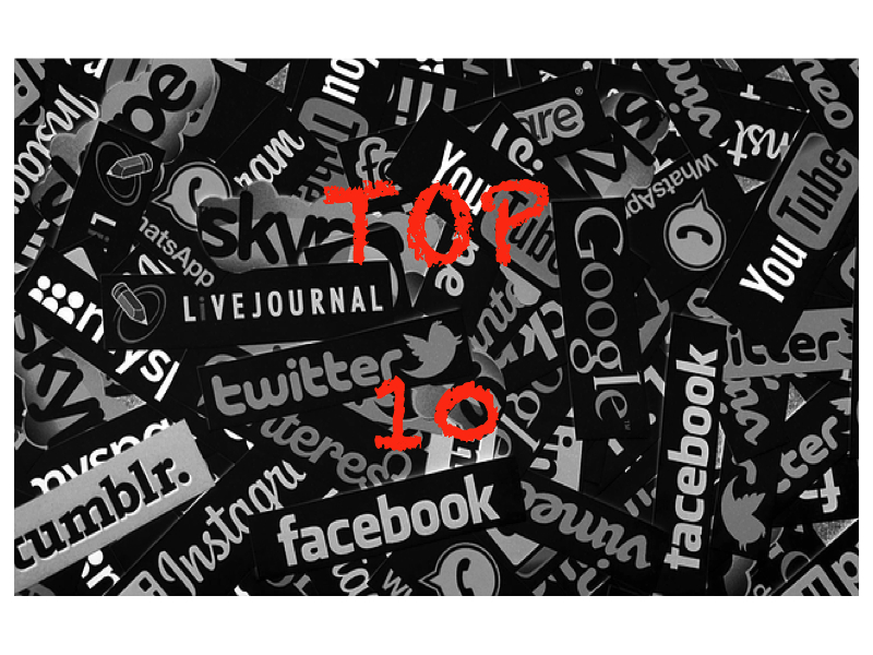 What Are The Top 10 Social Media Sites?
