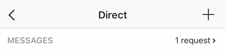 Instagram direct message request veloce instagram direct message request ccuart Image collections