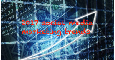 The Latest Social Media Marketing Trends For 2017