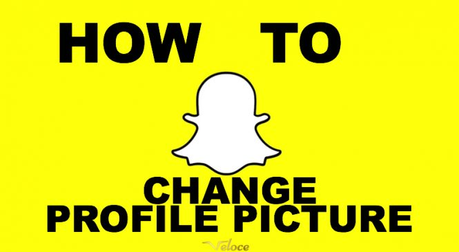 How To Change Snapchat Profile Picture 2018