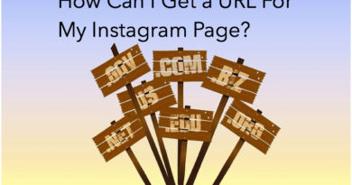 How Can I Get a URL For My Instagram Page?
