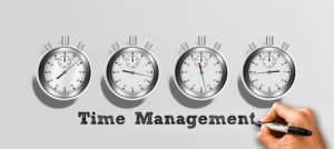 Time management stop watches