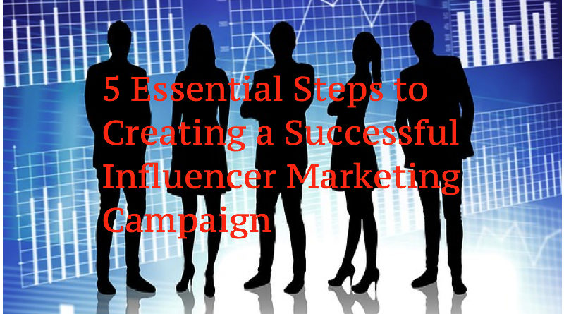 5 Essential Steps to Creating a Successful Influencer Marketing Campaign