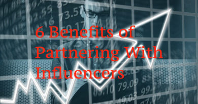 6 Benefits of Partnering With Influencers