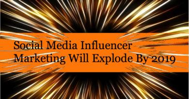 Social Media Influencer Marketing Will Explode By 2019