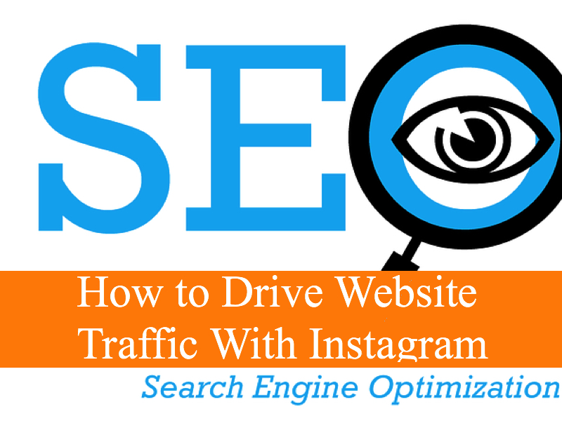 How to Drive Website Traffic With Instagram