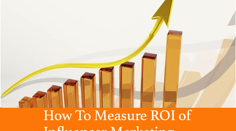How To Measure ROI of Influencer Marketing