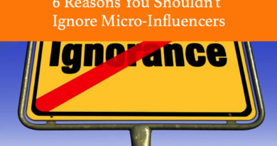 6 Reasons You Shouldn't Ignore Micro-Influencers