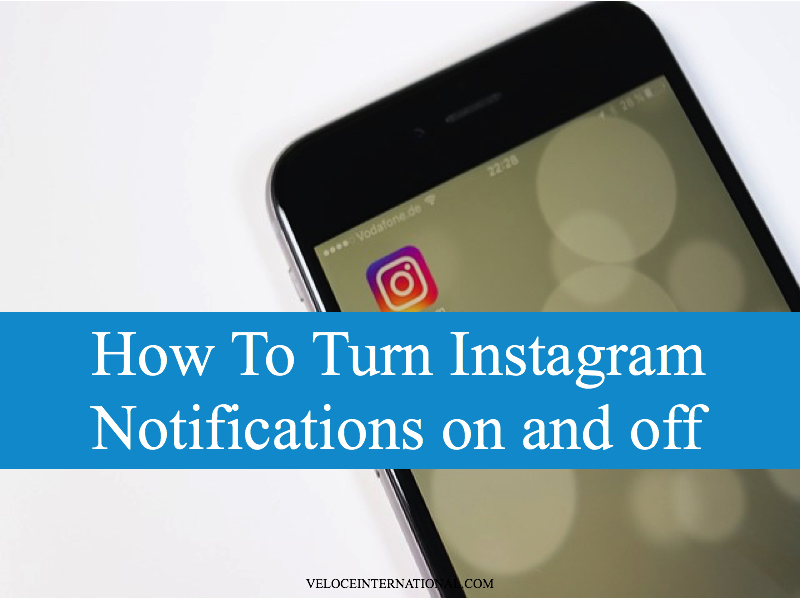 pc how to turn instagram notifications off