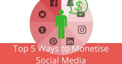 Top 5 Ways to Monetise Social Media