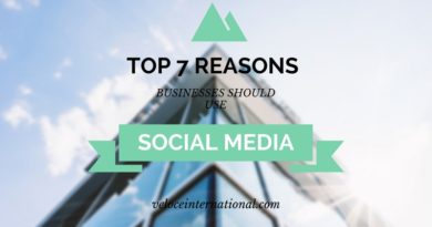 p 7 Reasons Businesses Should Use Social Media