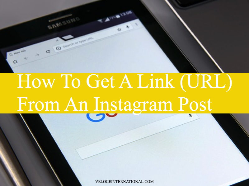 How To Get A Link (URL) From An Instagram Post