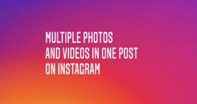 How To Share A Post With Multiple Photos or Videos on Instagram