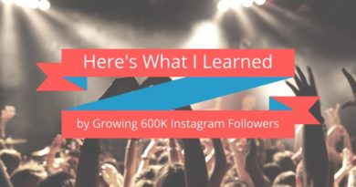 Here's What I Learned by Growing 600K Instagram Followers