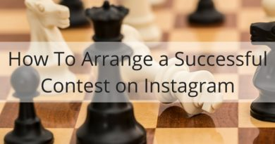 How To Arrange a Successful Contest on Instagram