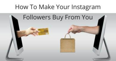 How To Make Your Instagram Followers Buy From You