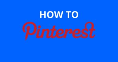 How to Market Your Blog on Pinterest