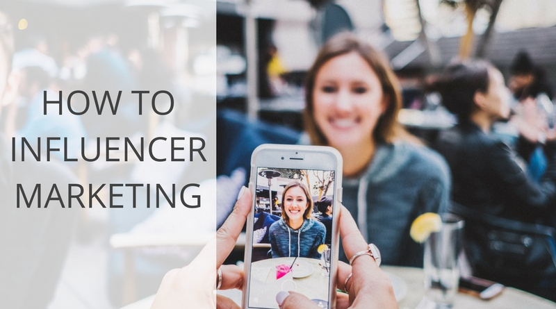 How to use Influencer Marketing to market your Website