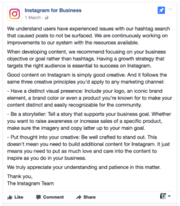 Everything You Need To Know About Instagram Shadowban
