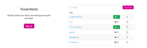 How To Find The Most Popular And Trending Hashtags on Twitter