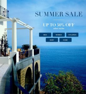 Ralph Lauren summer sale