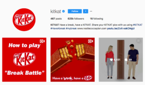 Kit kat social media marketing strategy