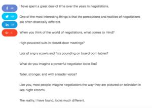 Neil Patel Short paragraphs and sentences