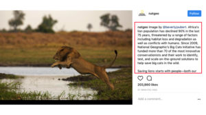 How to create great Instagram social media caption