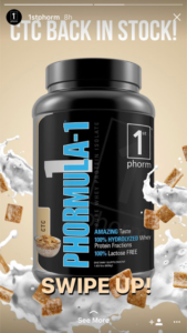 1stphorm protein powder