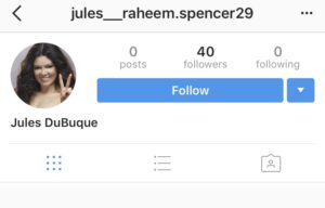 Identify Fake Instagram followers