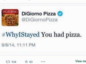 Digiorno social media marketing fail why i stayed