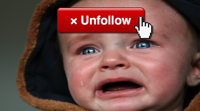 5 Reasons Being Unfollowed on Social Media is Positive