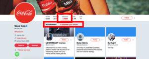 Coca-Cola social media marketing