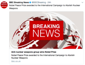 BBC news twitter