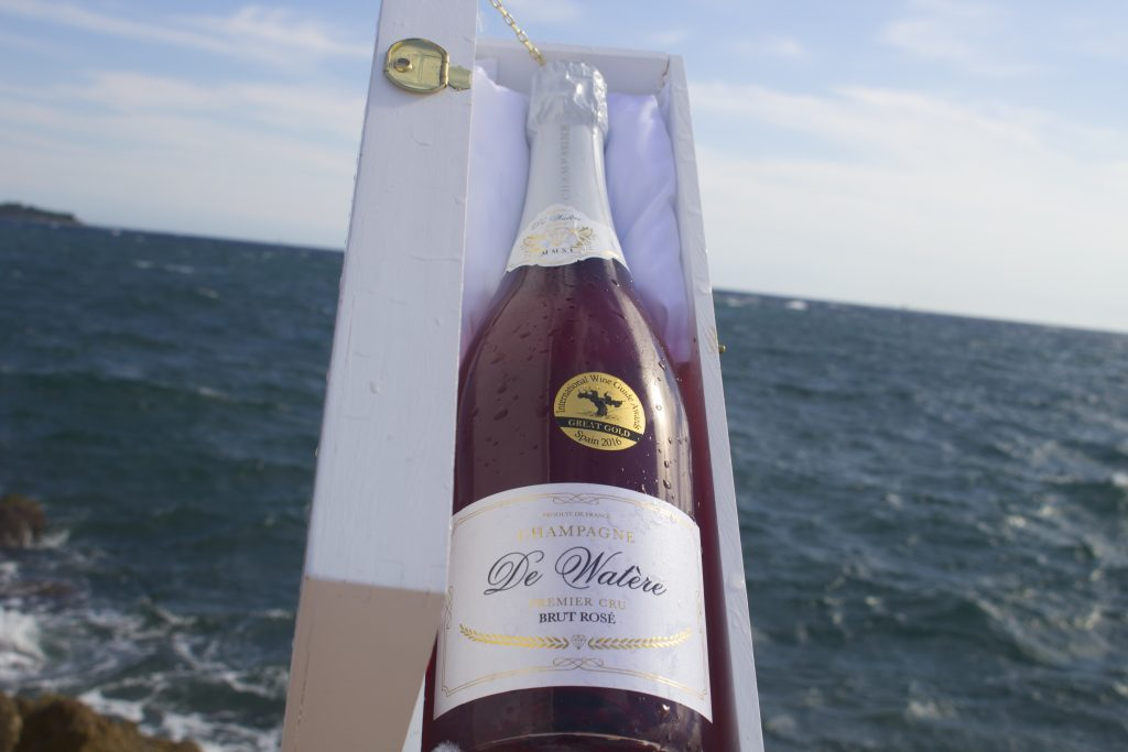 De Watere Daily Drinks Champagne Monaco