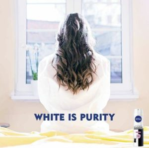 Nivea white is purity social media fail