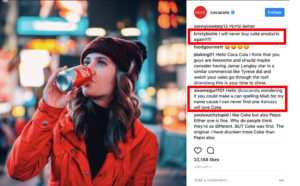 Coca-cola social media marketing