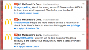 Social media customer complaints customer feedback