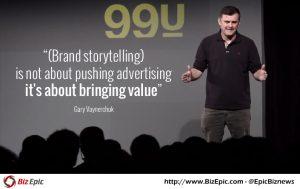 Brand storytelling gary vaynerchuk