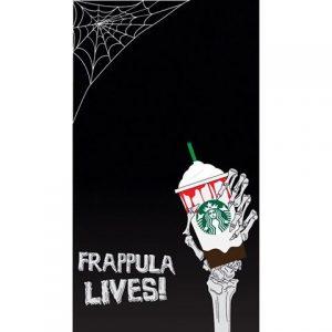 Starbucks geofilter