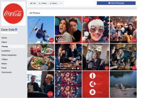 Coherent social media branding strategy
